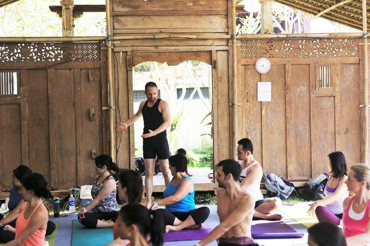 BaliSprit Festival Blog - Noah Mazé – Ancient Yoga in a Modern World