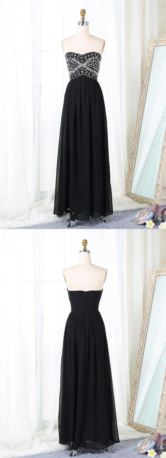 elegant strapless prom gowns, chic beaded fashion dresses under 50, cheap black evening dresses.