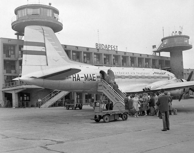 Budapest Airport - Malév