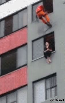 One way to stop a suicide attempt. https://i.imgur.com/rZeEr0H.gif