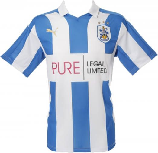 Huddersfield Town 16-17 Home and Away Kits Released - Footy Headlines