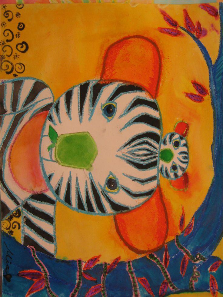 Öljypastellit ja vesivärit, Art Studio & Art Smart