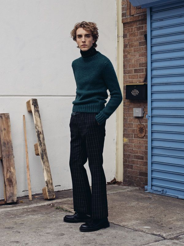 Webber Represents — Geordie Wood — New York Times | Knitwear