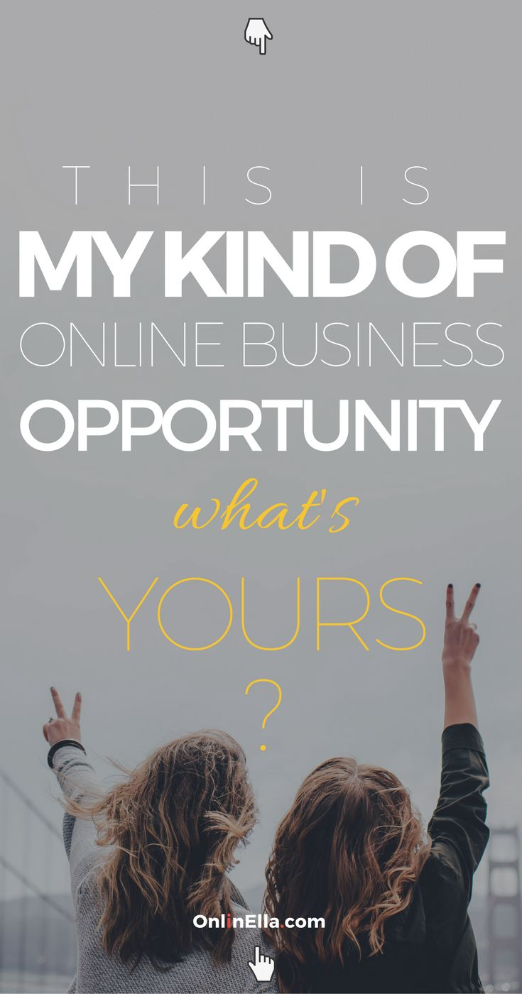 Finding the right online business is not easy and can be very time-consuming. I'm going to show you my kind of online business opportunity.