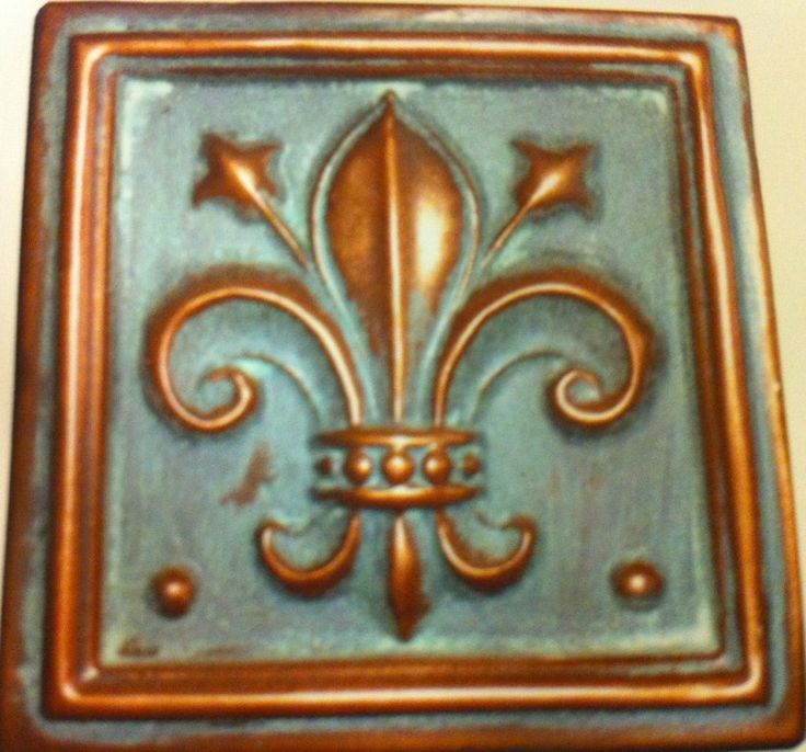 New Fleur de Lis tiles!  If interested please call 337-528-1077 and ask for Stacey.