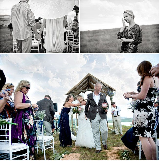 A South African Fly Fishing Wedding in the Mountains