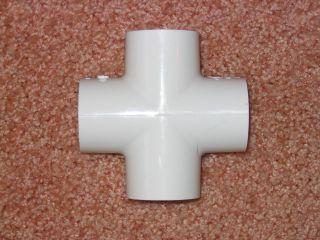 PVC PIPE FITTINGS Cross