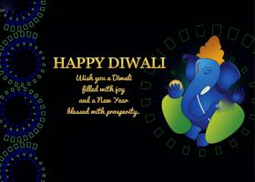 Happy Diwali images | Diwali wishes and quotes online | HappyShappy – India's …