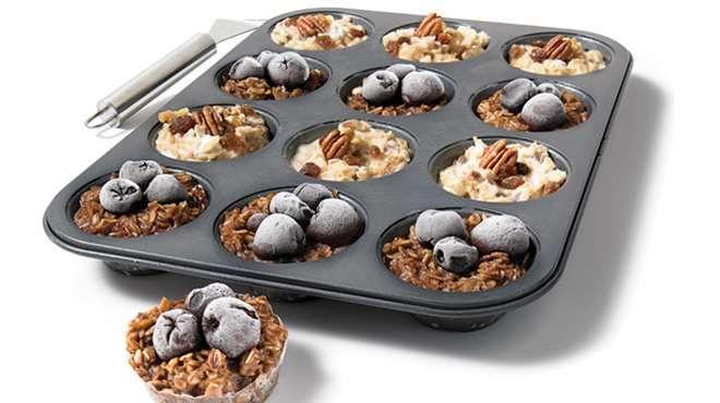 Gruau au congélo, cannelle et raisins. Recette IGA