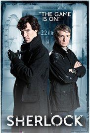 Sherlock (2010) A modern update finds the famous sleuth and his doctor partner solving crime in 21st century London.