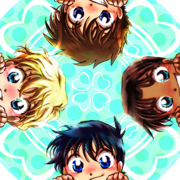 91 Best Images About Detective Conan On Pinterest