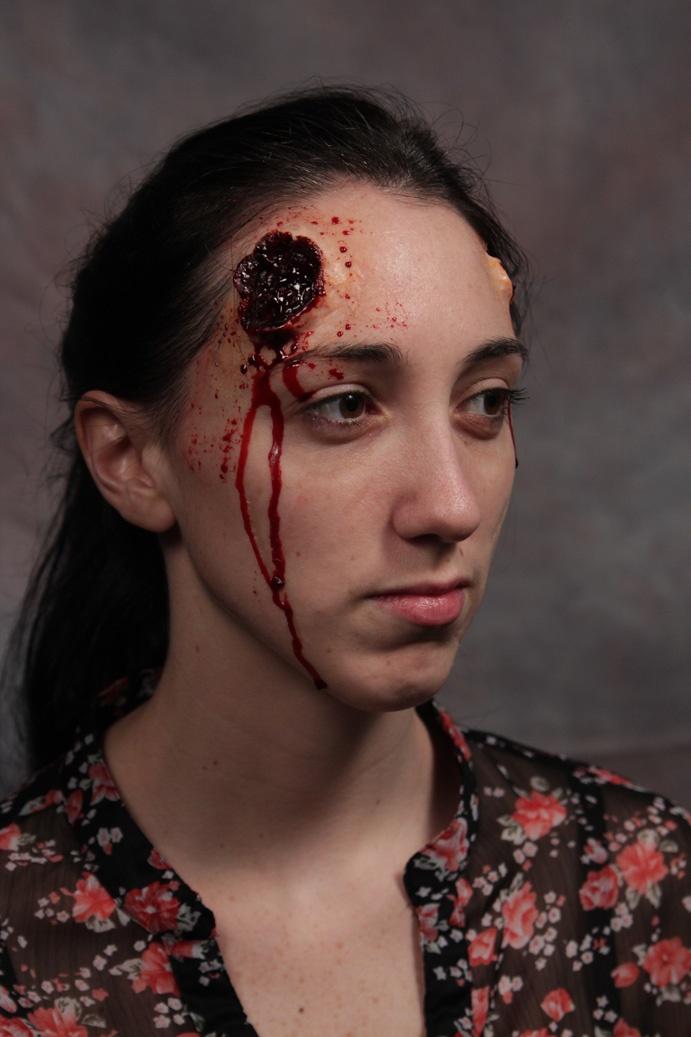 16 best Wounds images on Pinterest | Halloween makeup, Fx makeup ...