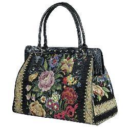 Flower Shop Carpet Bag
