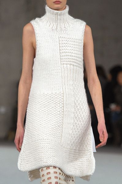 Design Inspiration, Edun F/W '14 | patchwork of textures,