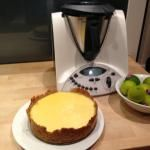 recipe-Edwina's lemon cheesecake