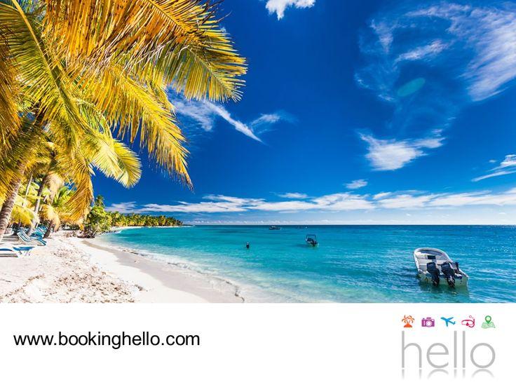 VIAJES PARA JUBILADOS. Las excursiones a Isla Saona, son una de las actividades que tienes que hacer durante tus vacaciones en República Dominicana. Además de ser famosa por sus lagunas costeras y zonas arqueológicas, cuenta con inigualables playas vírgenes con sorprendentes arrecifes coralinos. En Booking Hello te invitamos a elegir alguno de nuestros packs all inclusive, para tener un retiro laboral diferente y relajante. #HelloExperience