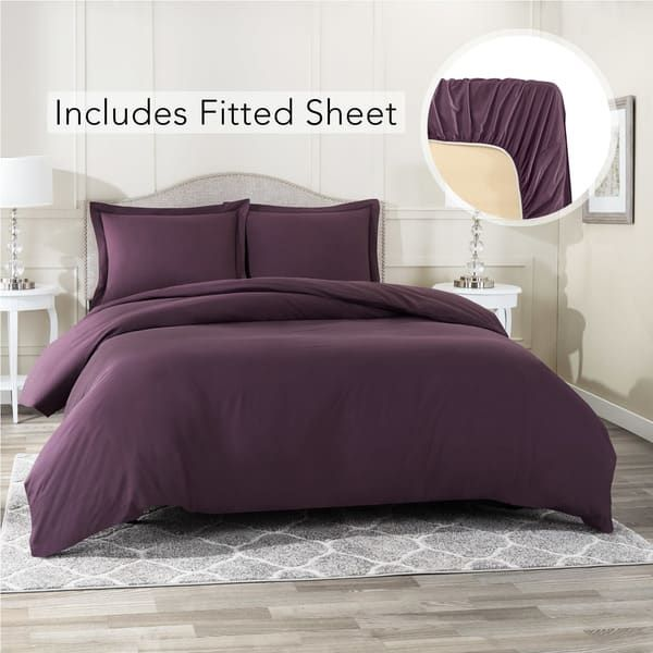 Overstock Com Online Shopping Bedding Furniture Electronics Jewelry Clothing More In 2020 Fitted Sheet Set High Quality Bedding King Sheet Sets