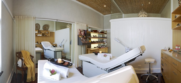 A dual treatment room for pampering & relaxation!