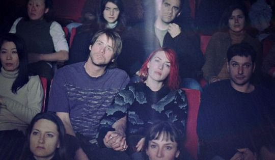 """""""Constantly talking isn't necessarily communicating."""" -  Eternal Sunshine of the Spotless Mind (2004) dir. Michel Gondry"""