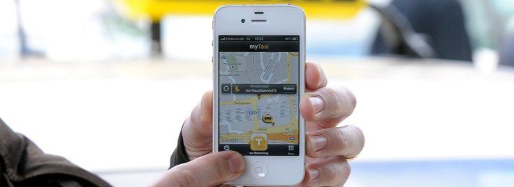 """Taxi-App """"MyTaxi"""" geht gegen Funkzentrale Taxi Essen vor - http://ift.tt/2bR2AXn"""
