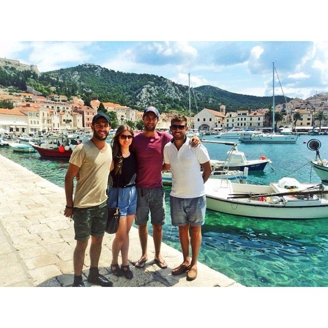 Cannot believe it's been a whole year since I was in Europe with these kids. Take us back to crazy cab rides in Istanbul, endless partying in Greece, the beaches and babes in Croatia, the amazing food in Rome and the beautiful sites in Barcelona!!!  #takeusback #europe #mykonos #hvar #croatia #istanbul #barcelona #rome #ineedsun #holidays #pleaseletmewintattslotto @frankyricoops32 @bobbyboi23 #Barcelona #nightlife Check more at…