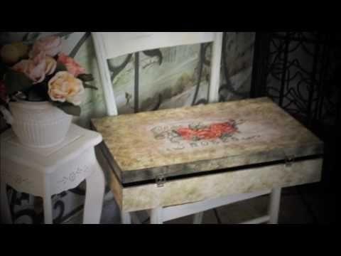Shabby Chic Mania Decorazione mobili e oggetti, di recupero e grezzi ...