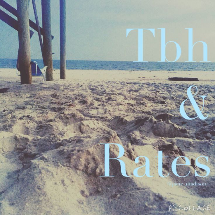Tbh and rates for instagram