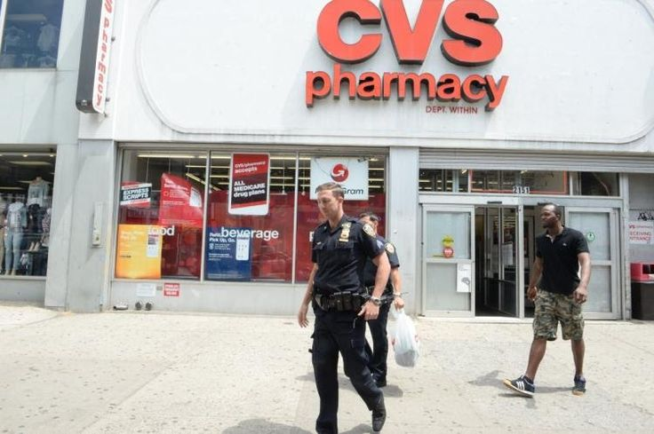 Private Officer Breaking News: CVS security agent charged with sexual assaults of shoplifters (Brooklyn NY April 26 2017) JOSE RAMOS, 29,  is being accused of sexually assaulting at least one woman accused of shoplifting and holding her against her will. He faces charges of forcible touching, coercion and sex abuse in connection with the March 15 confrontation at the pharmacy.