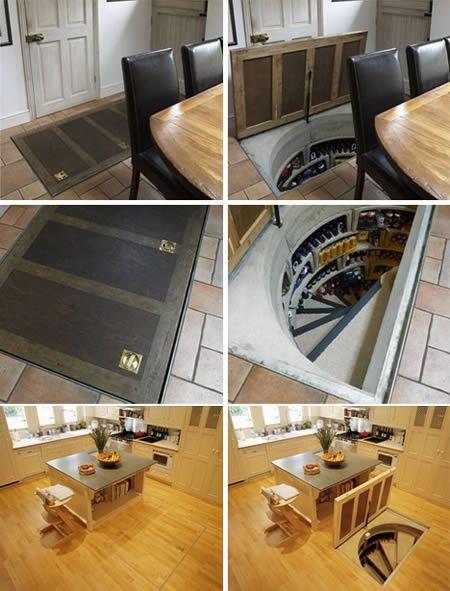 best 25+ trap door ideas on pinterest | hidden storage, deck steps