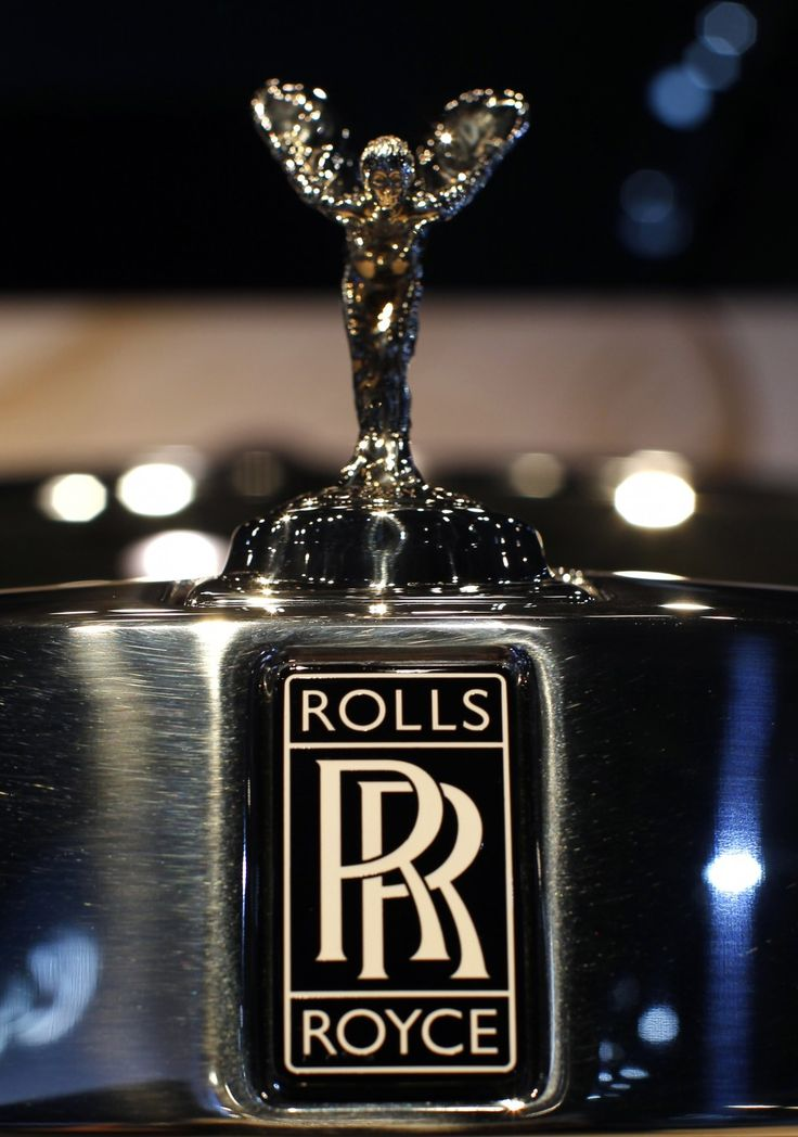 Rolls Royce Logo HD Photo Picture Free Download