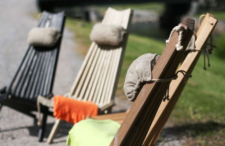 NorDeck chairs