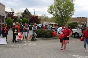Royal LePage Kelowna: 2012 Garge Sale And Red Shoe Shuffle For Shelter