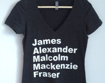 20 best outlander images on pinterest outlander claire fraser and outlander t shirt jammf fandeluxe Gallery
