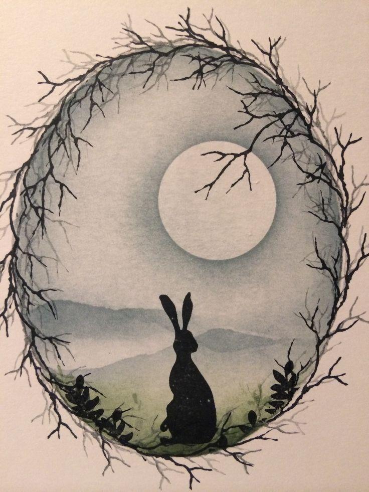 ❧ Illustrations petits lapins ❧