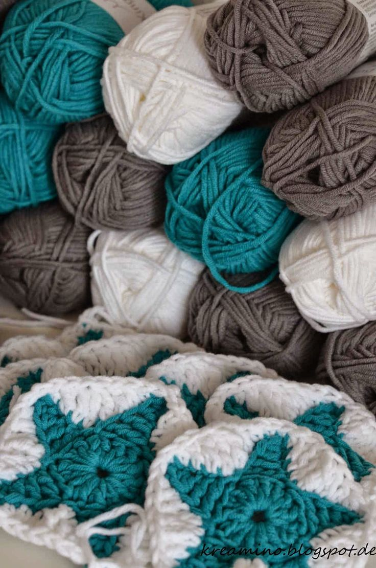 12 best sternendecke images on Pinterest | Hand crafts, Knits and ...