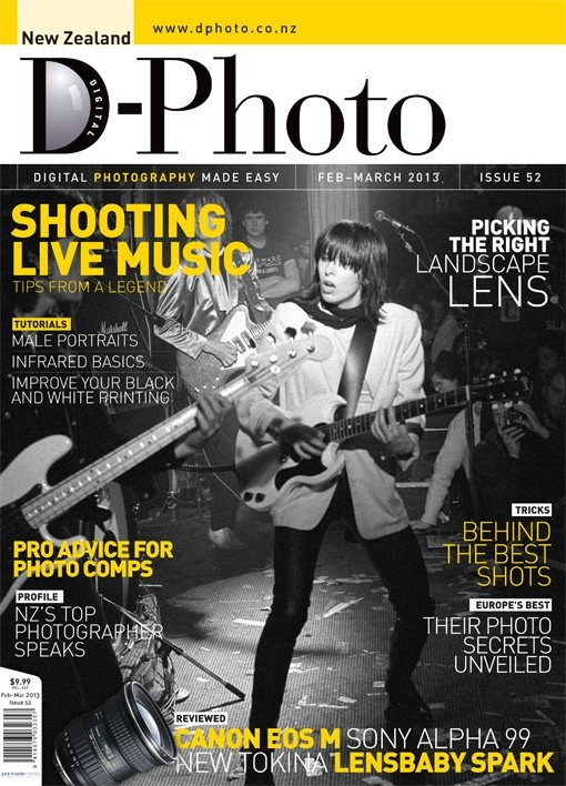 First issue of D-Photo of 2013