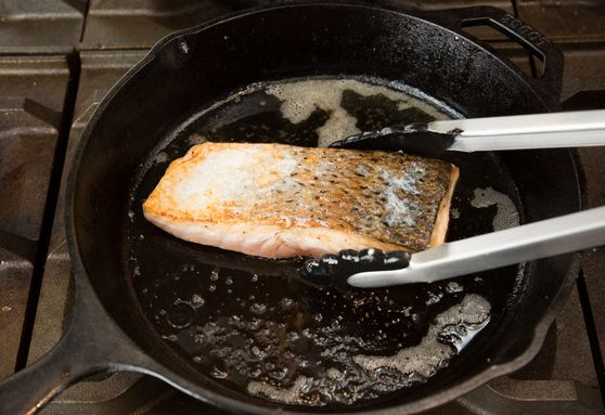 2 full-proof ways of cooking salmon