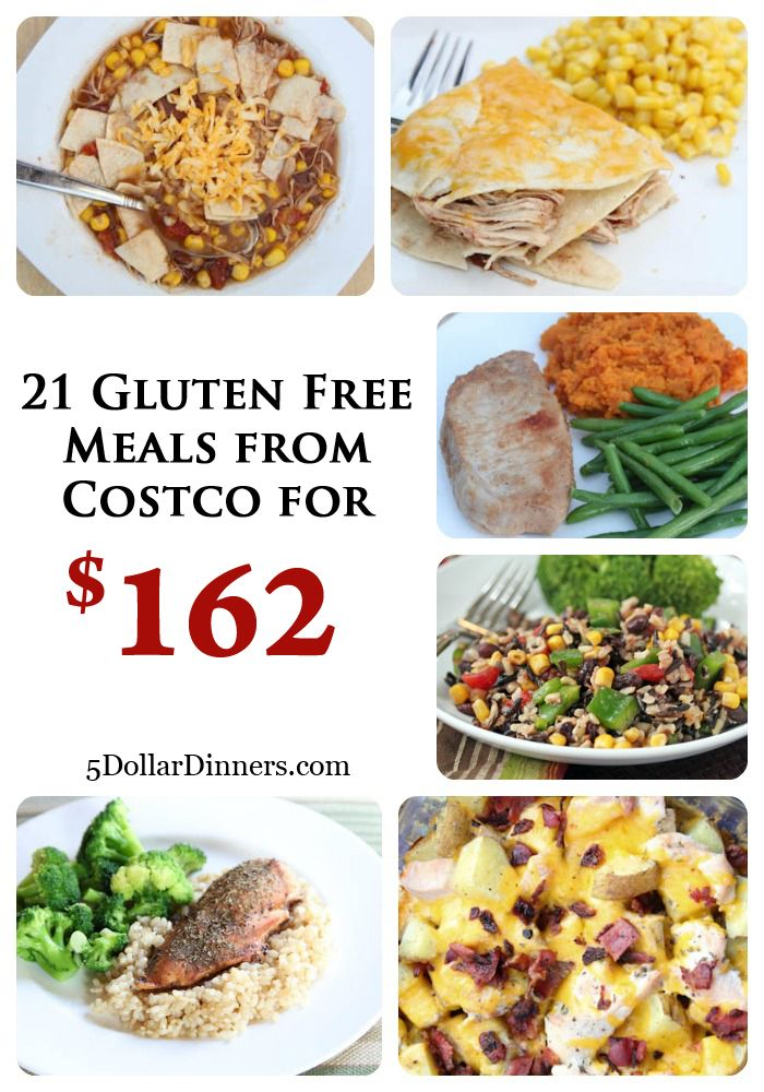 Costco Is OPEN in Rochester, NY!! Get Your 21 Gluten Free Costco Meal Plan for $162 Meal Plan Today (Plan #3)!!!!    happydealhappyday.com