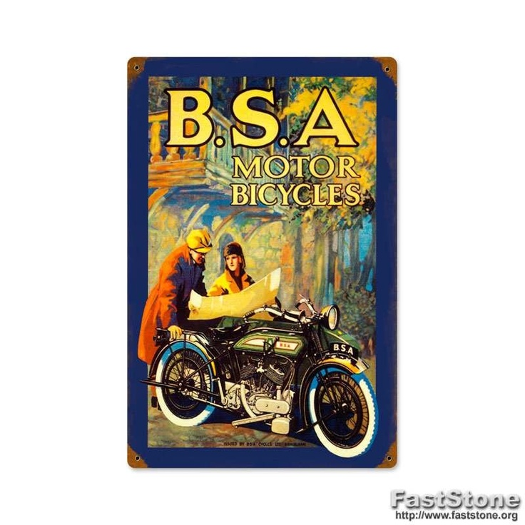 Best Motorcycle Signs Images On Pinterest Motorcycle Posters - Bmw motorcycle tin signs
