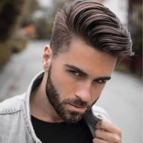 55 Cool Undercut Hairstyles For Men Ideas Video Men Top 21 Undercut Haircuts Hairstyles For Men 2 Mens Hairstyles Medium Mens Hairstyles Pompadour Hair Styles