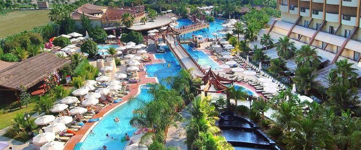 Hotel Royal Dragon, Side, Turcja