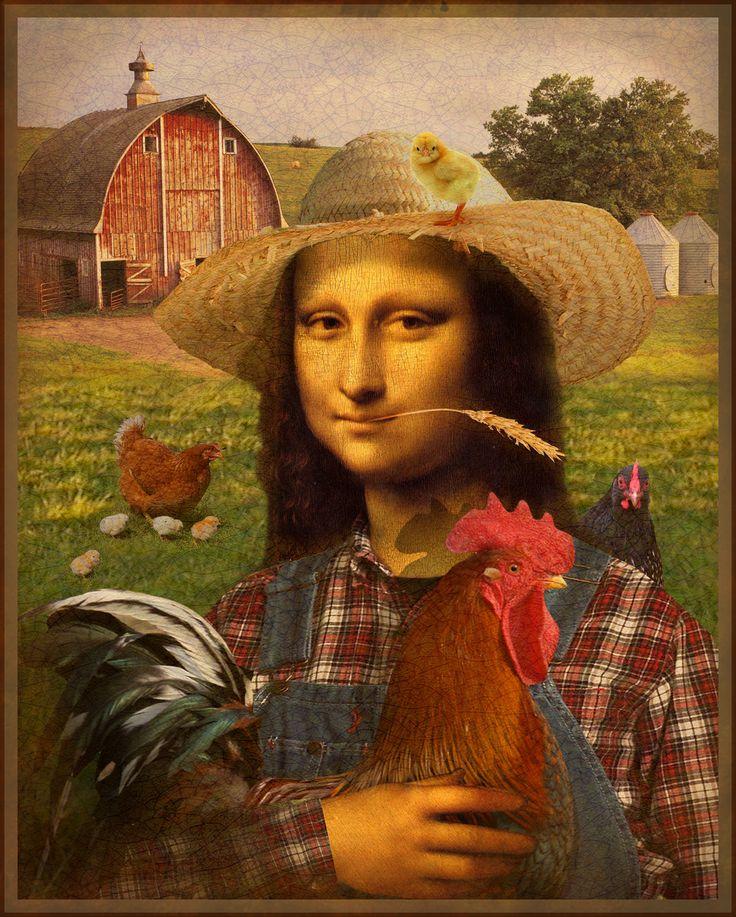 https://flic.kr/p/sBLZiG   Old McMona Had a Farm..
