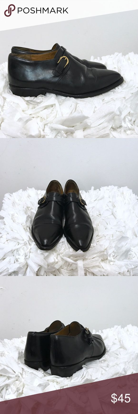 Cole Haan ankle booties Sz 7 Cole Haan ankle booties. Sz 7B. Good condition. Some normal wear. Some creasing. Cole Haan Shoes Ankle Boots & Booties
