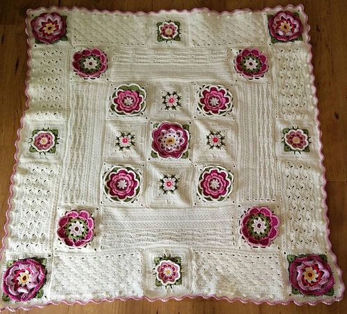 Ravelry: boudy's Lily pond in white