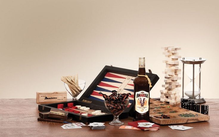 Sunset Games Night - The Sunset Games Night hamper will certainly entertain with a variety of traditional games and challenges. Add a bottle of Amarula Cream and delectable chocolate snacks to the mix and you will have an indulgent evening of entertainment, games and pure enjoyment - perfect for any games lover.  Visit www.amarula.com/gifts to get inspired!