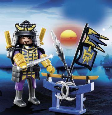 Samurai med udstyr - Playmobil figurer 4789 Shop - Eurotoys - Legetøj online