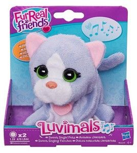 FurReal Friends - Luvimals - Sweet Singin' Kitty #furreal #furrealfriends #luvimals #speelgoed