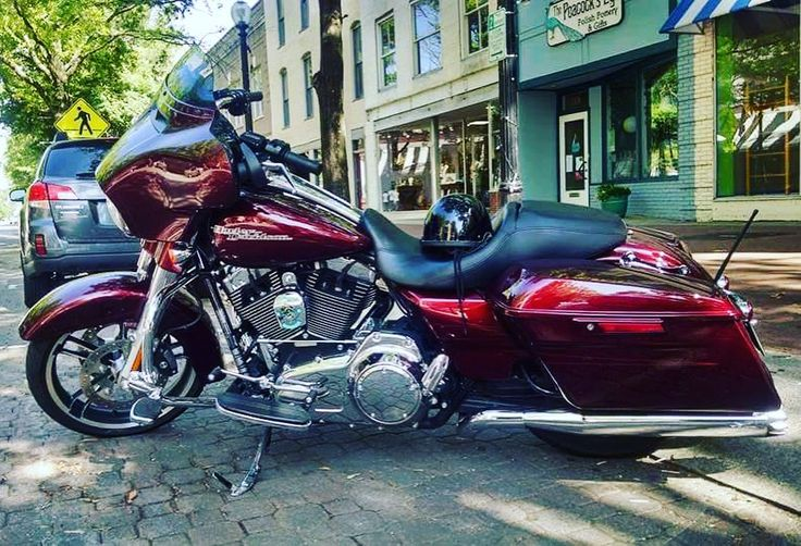 2014 Harley Davidson FLHX-S Street Glide Special Mysterious Red