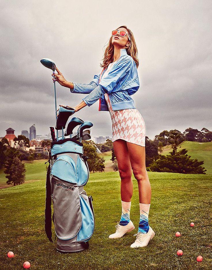 GAME ON golf // brosnan // golfworld //  optima // vanishing elephant // misguid…