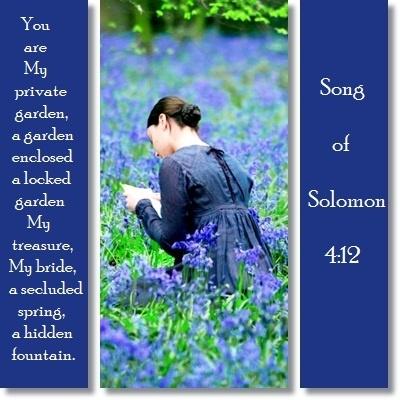 <3 Song of Solomon 4:12